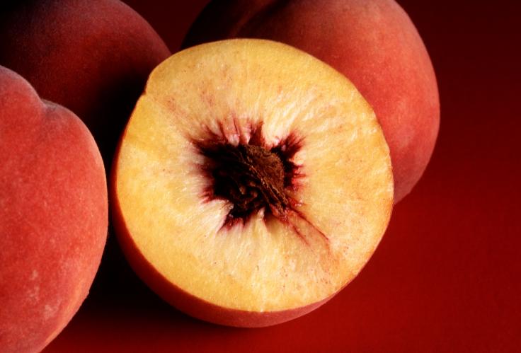 peach core