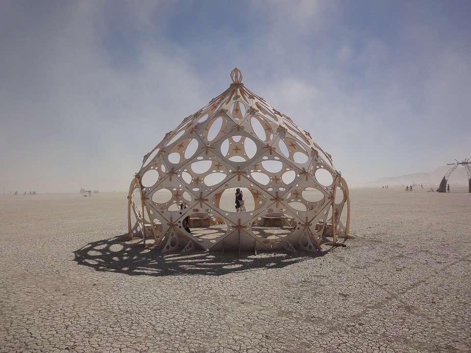 Dust Proof Burning Man Tent Recommendation