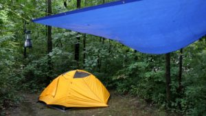 How To Waterproof A Tent With A Tarp