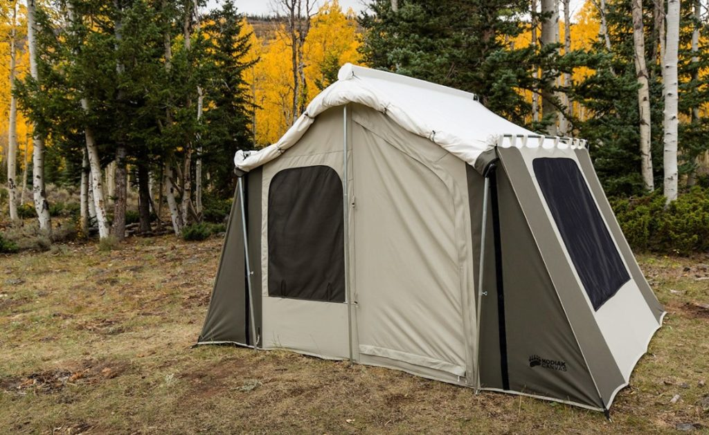 How To Repair A Large Tear In A Tent